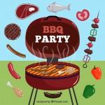 BBQ zaterdag 21 juli