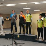 Damian Vaes 1e plaats