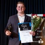 Damian Vaes winnaar Sport Award Helmond 2018