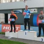 Damian Veas behaald 2e plaats