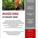 JEUGD DAG 22 MAART 2020