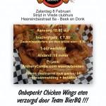 Chicken wing shoot