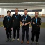 Team Strijd in Vrede kampioen indoor!